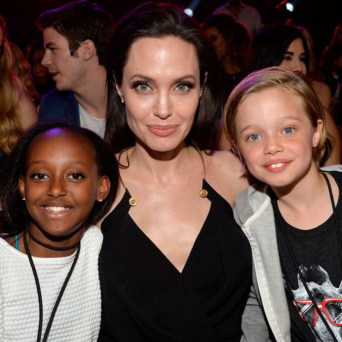 Angelina Jolie verweigert Zahara den Kontakt zur leiblichen Mutter