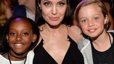 Angelina Jolie verweigert Zahara den Kontakt zur leiblichen Mutter - Foto: Getty Images