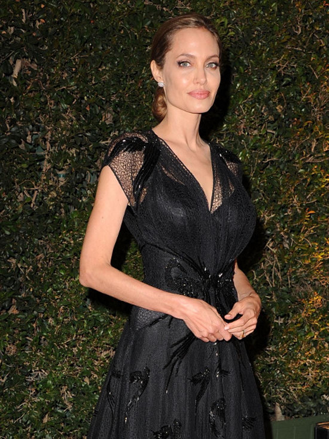 Angelina Jolie hatte eine krasse Kindheit