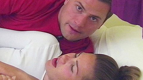Bei Angelina und Rocco ist alles nur Show!