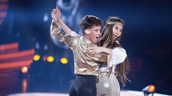 Angelina Stecher-Williams bei Lets Dance - Foto: TVNOW / Stefan Gregorowius