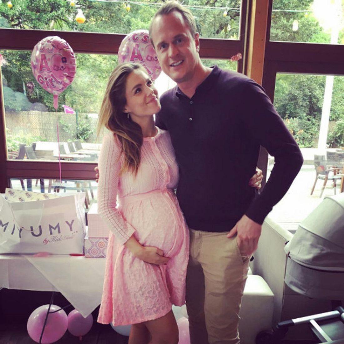 Angelina Posth und Alexander Posth sind Eltern geworden