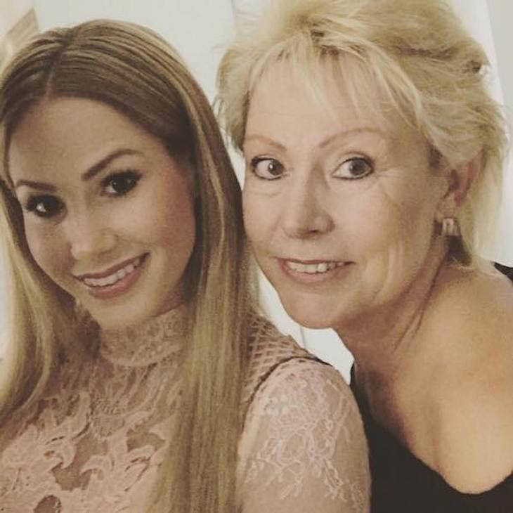 Angelina Heger: Süße Liebeserklärung an ihre Mutter