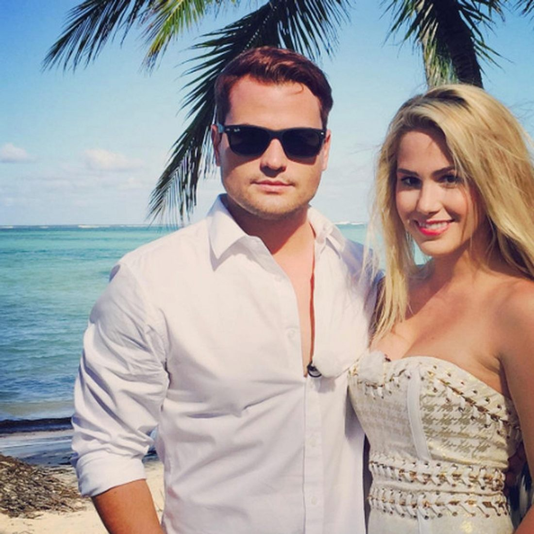 Angelina Heger und Rocco Stark zeigen gemeinsamen Urlaubsschnappschuss