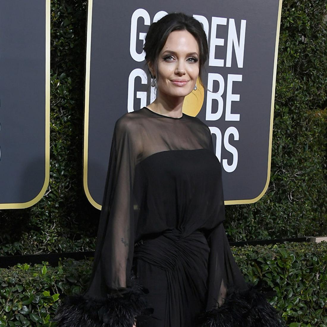 Angelina Jolie plant bereits Hochzeit Nr. 4!