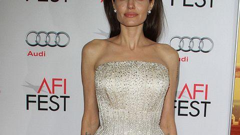 Angelina Jolie  - Foto: WENN.com