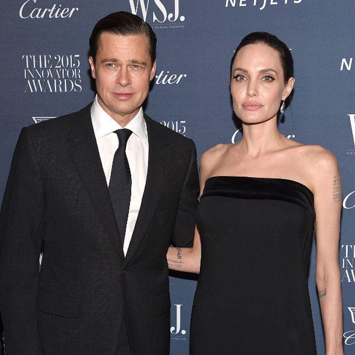 Angelina Jolie und Brad Pitt stehen kurz vor der Scheidung