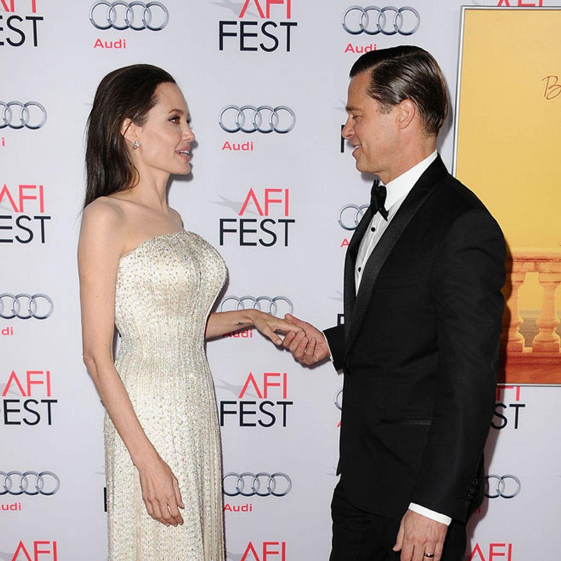 Angelina Jolie & Brad Pitt: Liebescomeback?