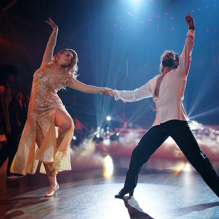 """""""Let's Dance""""-Angelina Kirsch: Schwieriger Start als Curvy Model"""