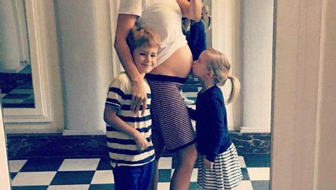 Angelina Posth freut sich schon auf ihr drittes Kind - Foto: Instagram/ angelinaposth