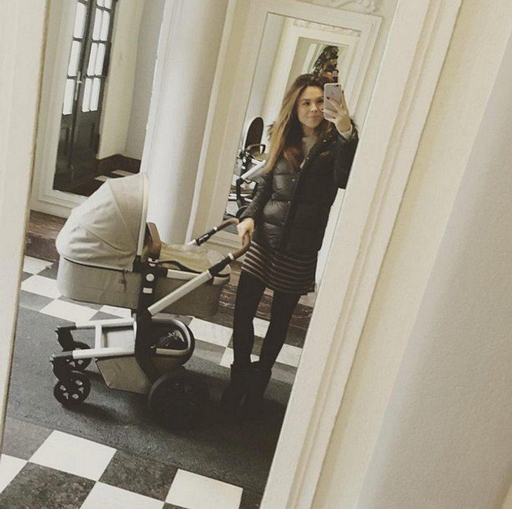 Angelina Posth verkündet überglücklich, dass sie Mama geworden ist