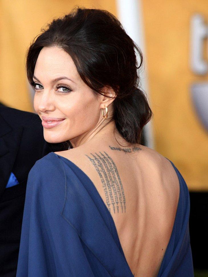 Erst beim dritten Anruf glaubte der Modedesigner Malcolm Harris, dass er wirklich Angelina Jolie am Telefon hatte.
