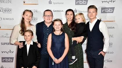 Angelo Kelly und seine Familie - Foto: imago