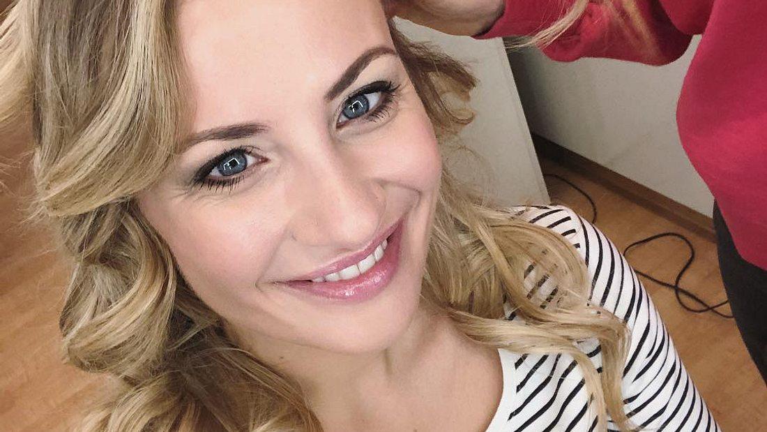 Ania Niedieck erzählt: Ihre Tochter wog fünf Kilo bei der Geburt