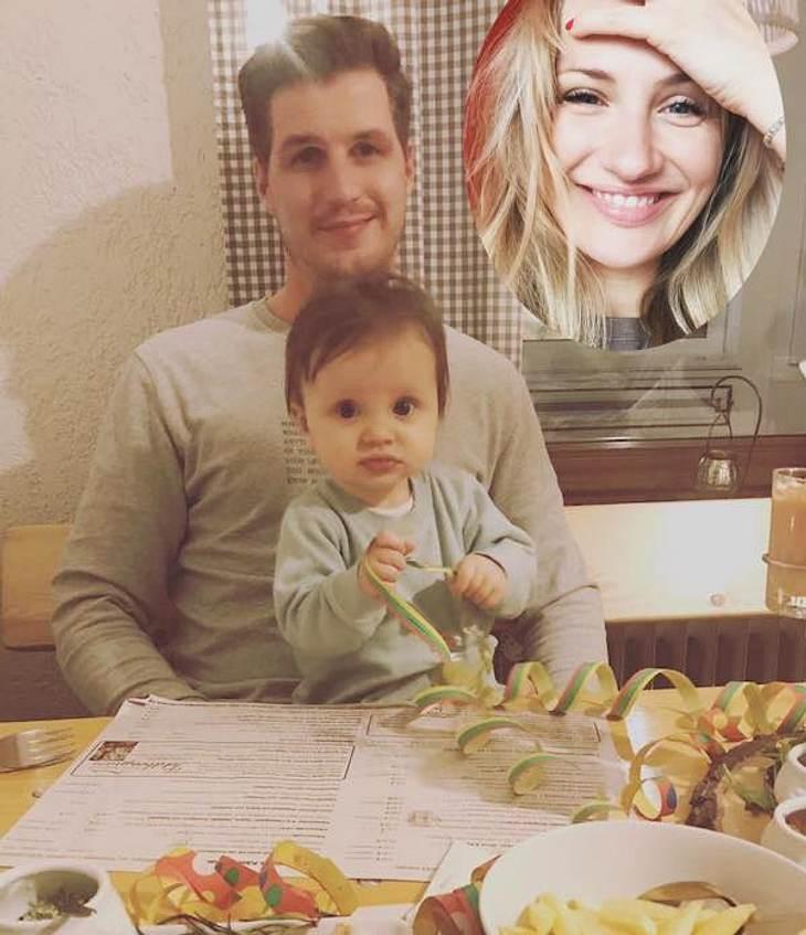 Unglaublich süß! Ania Niedieck zeigt Töchterchen Charlotte