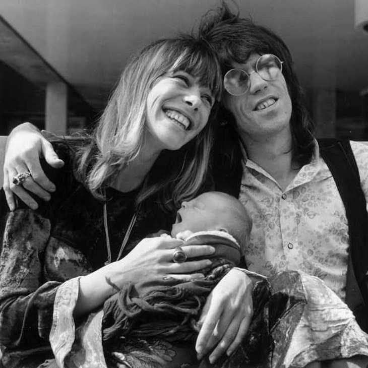 Anita Pallenberg: Die Ex von Keith Richards ist tot!