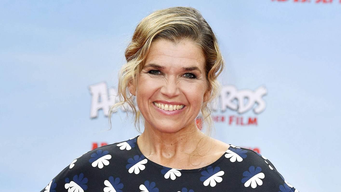 Anke Engelke hat eine Tochter