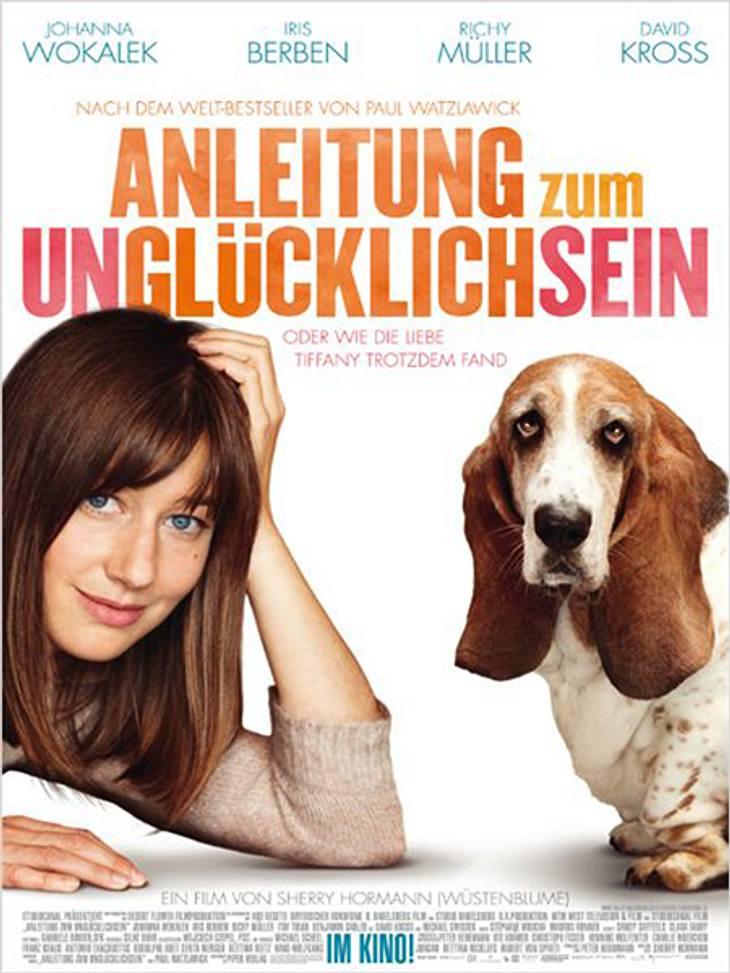 """Ab 29.11. im Kino: """"Anleitung zum Unglücklichsein"""""""