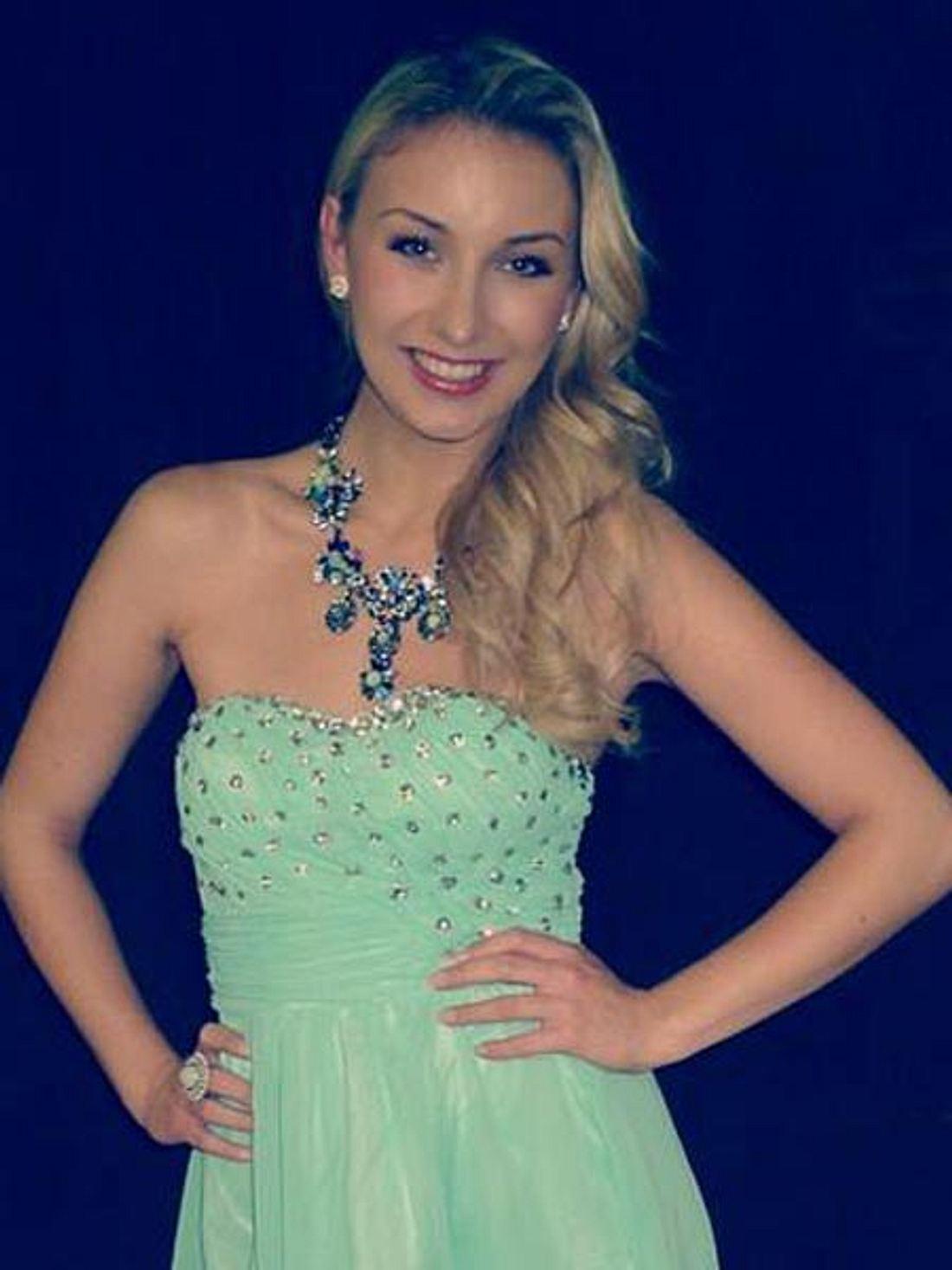 Anna-Carina Woitschack musste ins Krankenhaus
