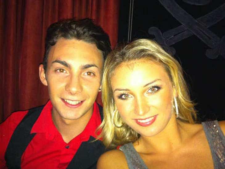 Am Valentinstag zeigten sich Anna-Carina Woitschak und Marco Lombardi noch ganz verliebt