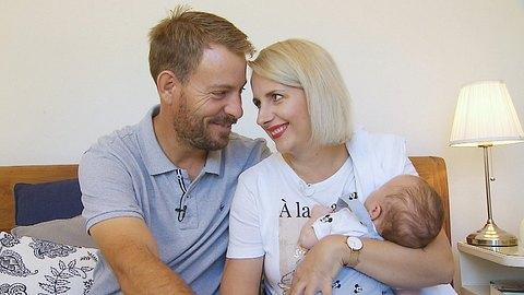 Anna und Gerald Heiser - Foto: TVNOW