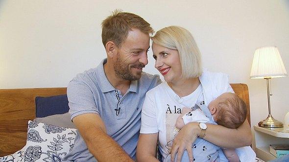 Gerald und Anna Heiser - Foto: TVNOW