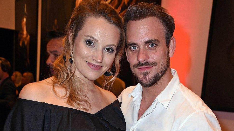 Anna Hofbauer und Marc Barthel haben geheiratet - Foto: Getty Images