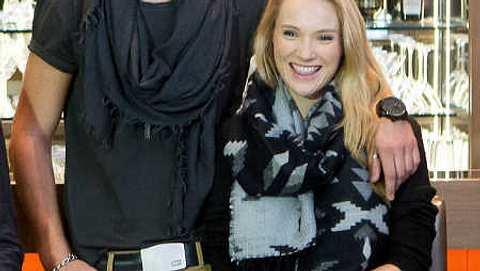 """Marvin und Anna waren bei """"Promi Shopping Queen"""". - Foto: VOX/Andreas Friese"""