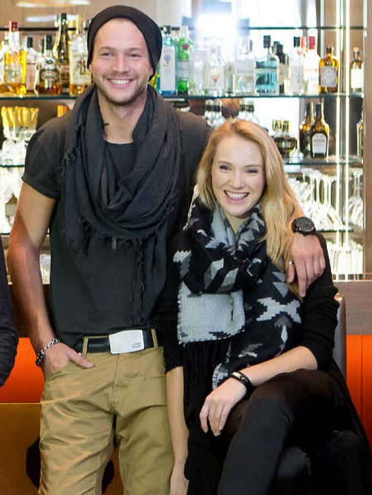 "Marvin und Anna waren bei ""Promi Shopping Queen""."