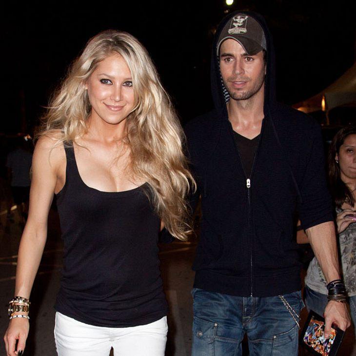 Anna Kournikova &Enrique Iglesias: Zwillinge!