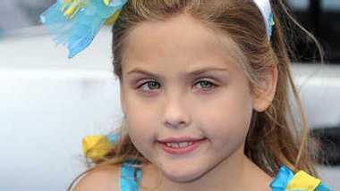 Plötzlich Millionär? Anna Nicole Smith Tochter Dannielynn Birkhead könnte 32 Millionen Euro erben - Foto: Wenn.com