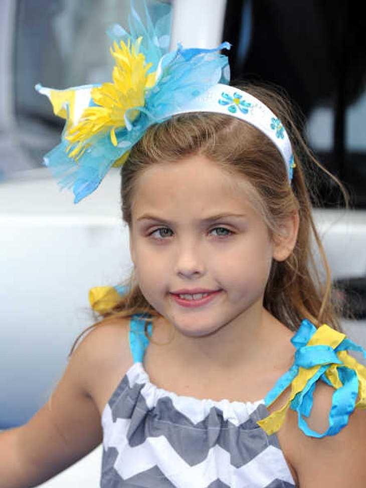 Plötzlich Millionär? Anna Nicole Smith' Tochter Dannielynn Birkhead könnte 32 Millionen Euro erben
