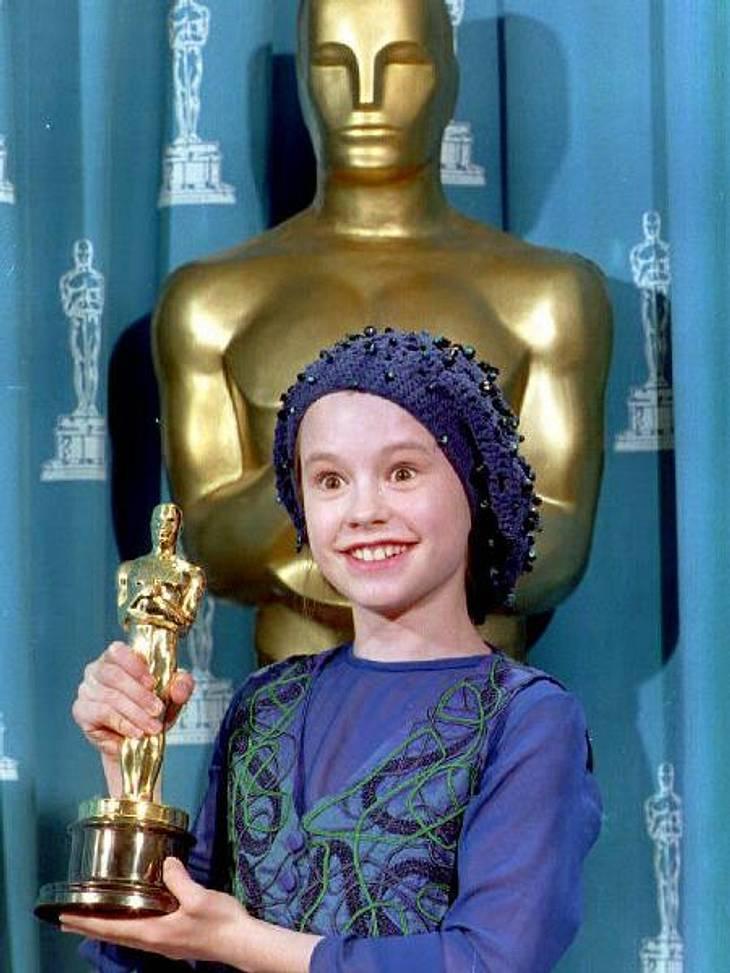 """Vom Kinderstar zum Sex-SymbolSo klein und schon die größte Auszeichnung Hollywoods in der Hand! Diese Nachwuchs-Schauspielerin gewann mit elf Jahren als zweitjüngste Preisträgerin ever einen Oscar für ihre Rolle in """"Das Piano""""."""