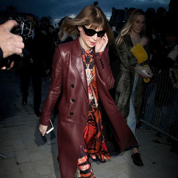 Anna Wintour: Bei der Vogue gefeuert?
