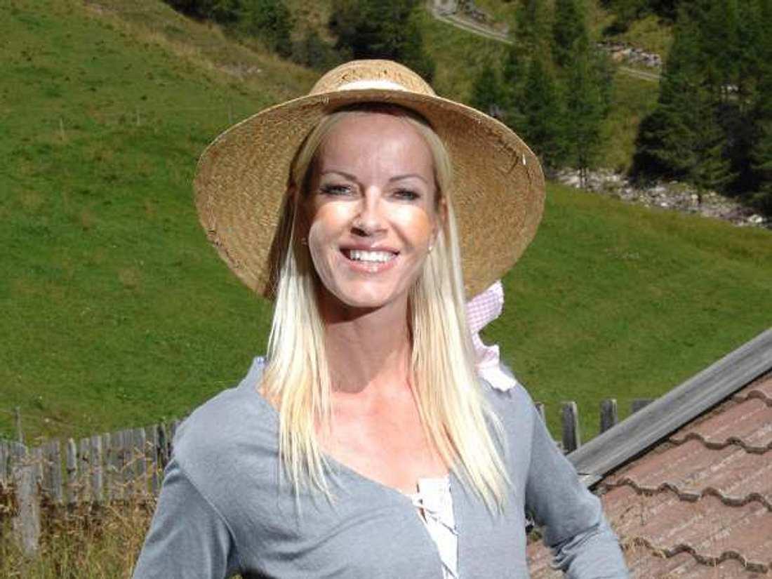 Die Exfrau von Carsten Spengemann, Anna Heesch, ist gestern auf die Alm gezogen.