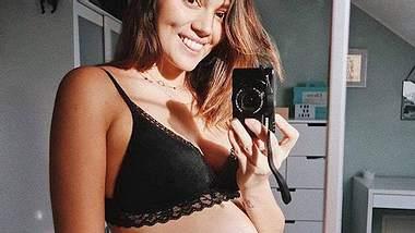 Anna Maria Damm: Offene Worte zu Stress in der Schwangerschaft - Foto: Facebook / Anna Maria Damm