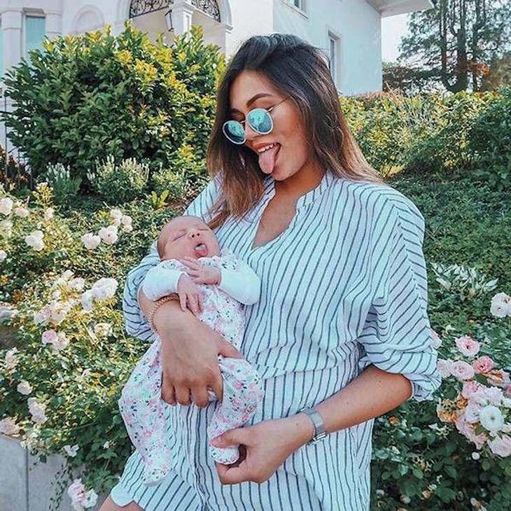 Anna Maria Damm: Sie zeigt ihre süße Tochter Eliana
