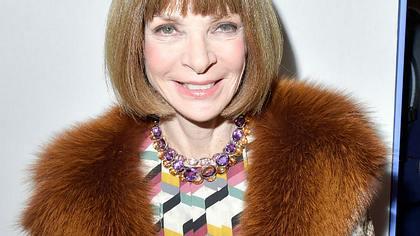 Vogue-Chefin ist jetzt Oma!
