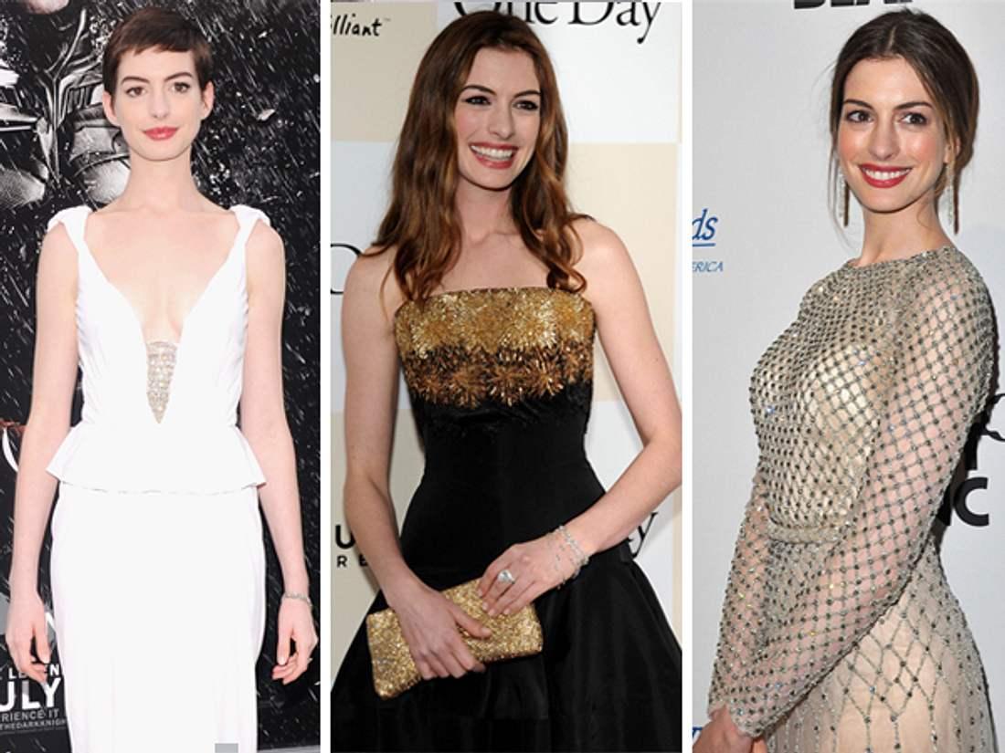 Black and White - Der Style von Anne Hathaway - Bild 1