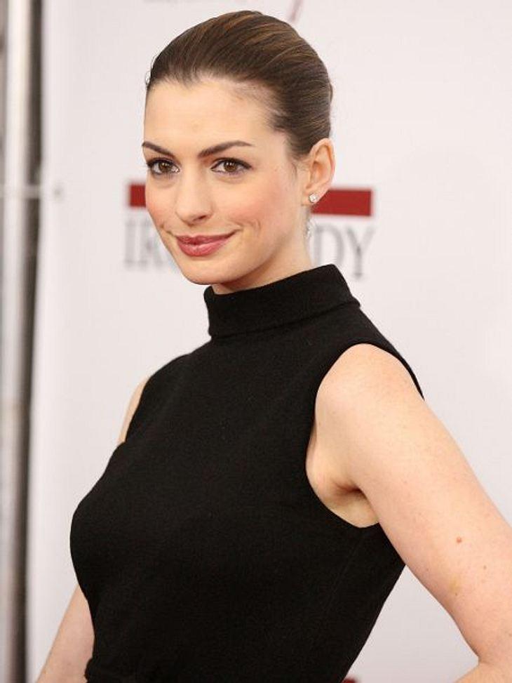 """Stars im Gewichts-Chaos: Quälerei für die FilmrolleDas aktuellste Beispiel ist Anne Hathaway (29). Die """"Catwoman""""-Darstellerin ist immer knackig, doch für ihre neuste Rolle in """"Les Misérables"""" musste sie in 15 Tagen acht"""