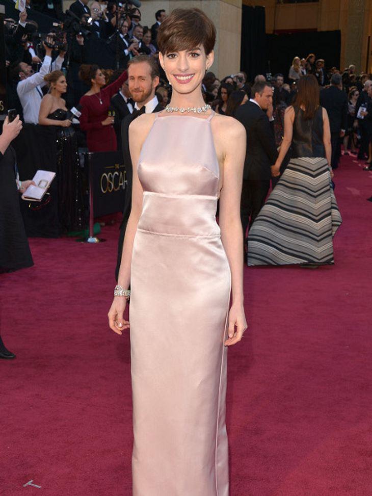 Anne Hathaway soll schwanger sein