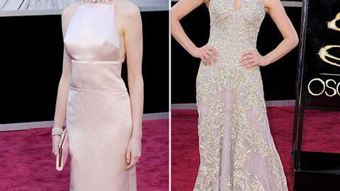 Anne Hathaway soll wegen des Kleides von Anne Hathaway ausgerastet sein. - Foto: GettyImages
