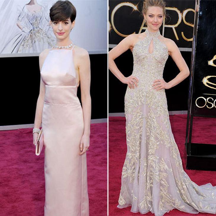Anne Hathaway soll wegen des Kleides von Anne Hathaway ausgerastet sein.