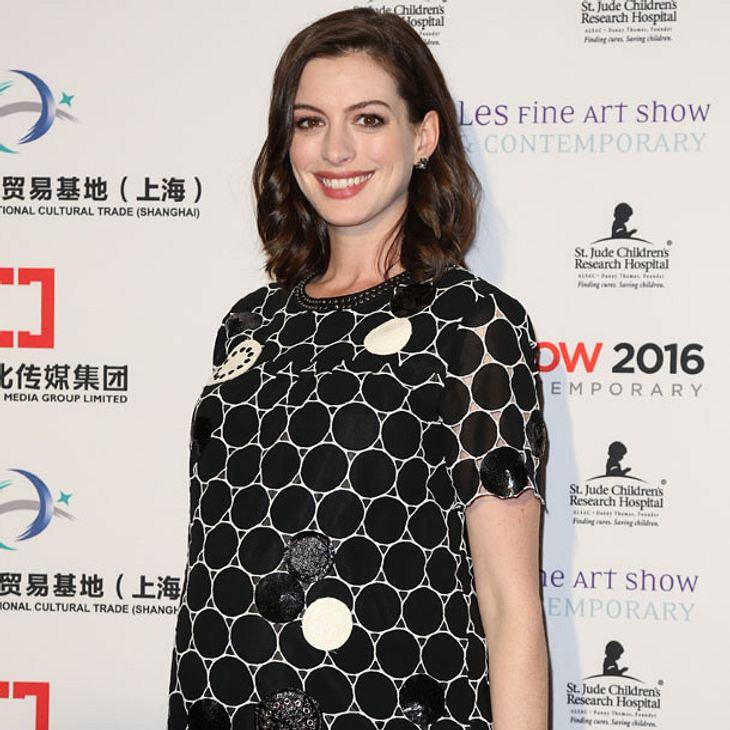 """Anne Hathaway spielt bei """"Plötzlich Prinzessin 3"""" mit"""