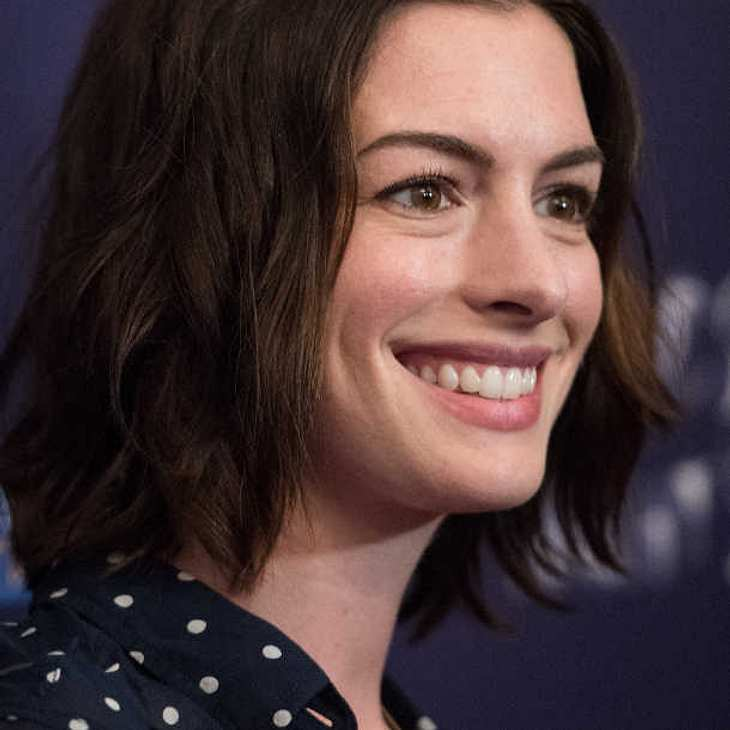 Anne Hathaway Kind: Anne Hathaway Vermiest Mit Babybauch-Foto Den Paparazzi