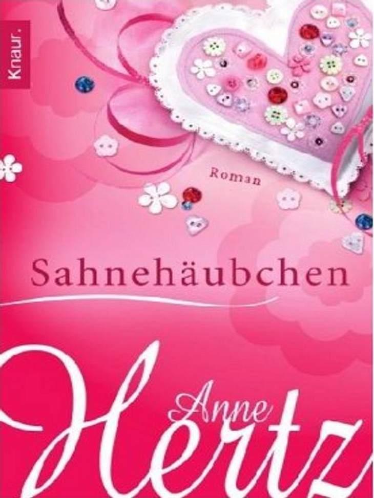 """Anne Hertz: SahnehäubchenBei Droemer/Knaur, ca. 8.99 EuroDarum geht's in """"Sahnehäubchen"""": Nina ist ein netter Mensch. Normalerweise. Sie soll den Macho-Ratgeber des amerikanischen Bestsellerautors Dwaine F. Bosworthist promoten. D"""