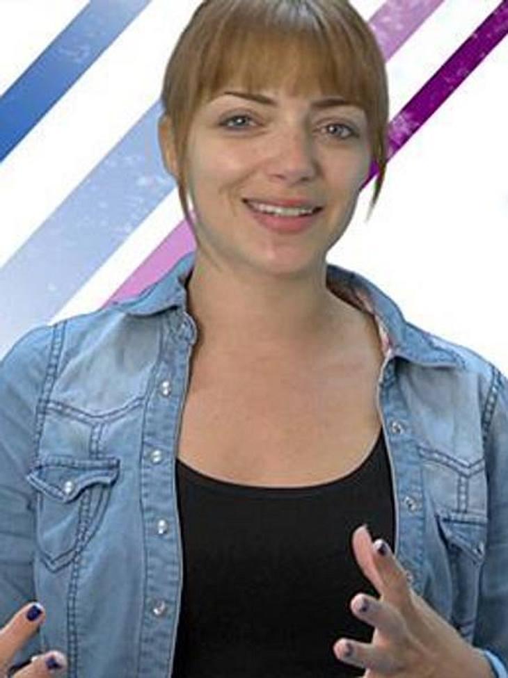 GZSZ-Schauspielerin Anne Menden trägt jetzt Pony
