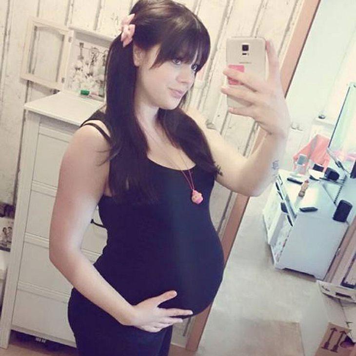 Anne Wünsche Baby schwanger