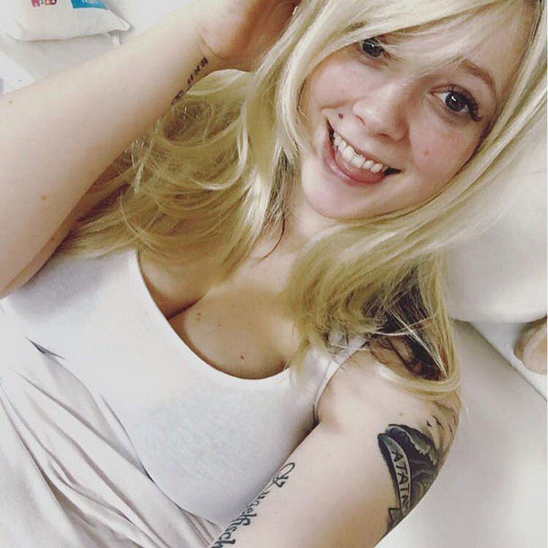 Neuer Look: Anne Wünsche hat blonde Haare!