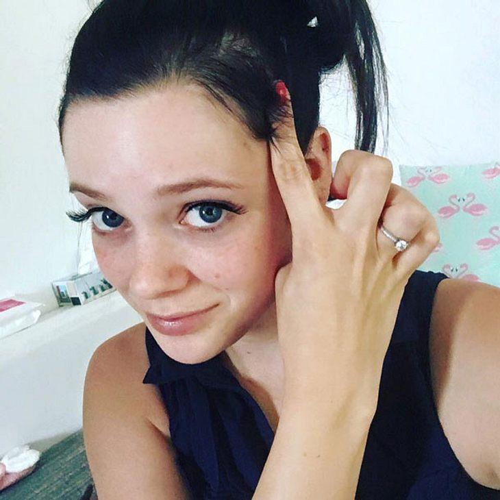 Anne Wunsche Der Haar Albtraum Hat Ein Ende Intouch